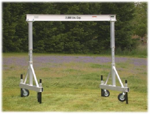all terraingantry crane