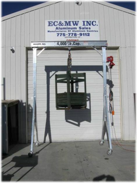 custom gantry crane