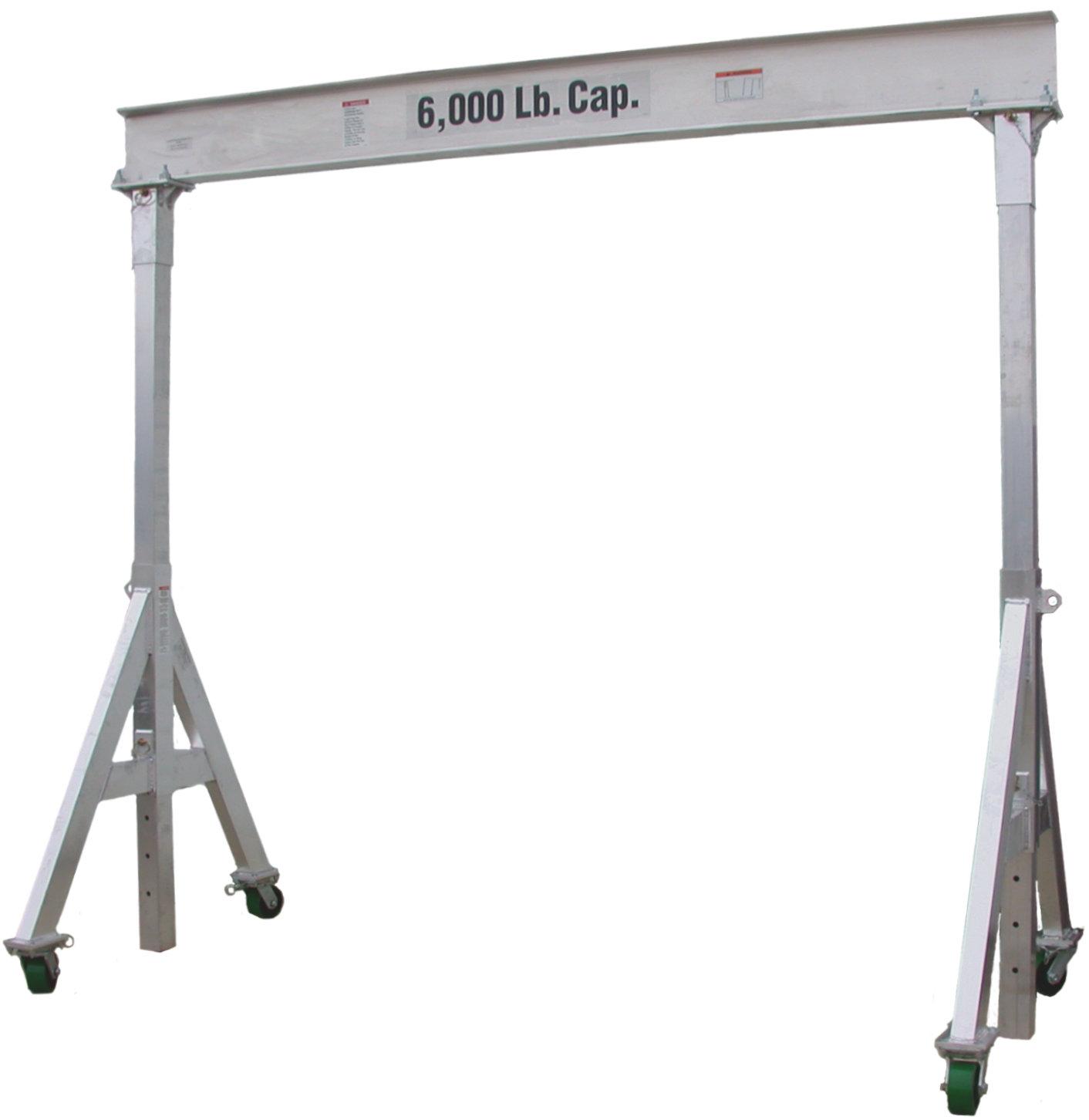 Gantry Cranes Portable Aluminum A Frame
